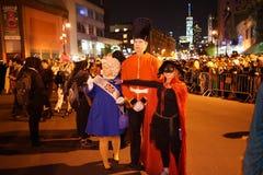 2015 wioski parady Halloweenowa część 4 20 Obrazy Royalty Free