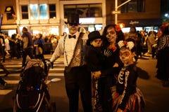 2015 wioski parady Halloweenowa część 4 22 Obraz Stock