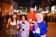 2015 wioski parady Halloweenowa część 4 28 Fotografia Royalty Free