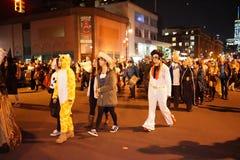 2015 wioski parady Halloweenowa część 4 29 Zdjęcia Royalty Free