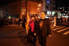 2015 wioski parady Halloweenowa część 4 46 Zdjęcia Royalty Free