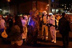 2015 wioski parady Halloweenowa część 4 71 Zdjęcie Royalty Free