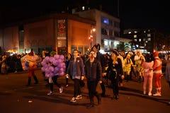 2015 wioski parady Halloweenowa część 4 95 Zdjęcie Royalty Free