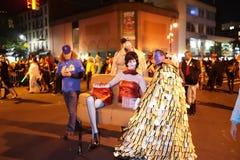 2015 wioski parady Halloweenowa część 5 2 Zdjęcie Stock