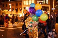 2015 wioski parady Halloweenowa część 5 20 Zdjęcia Royalty Free