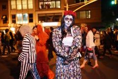 2015 wioski parady Halloweenowa część 5 43 Fotografia Stock