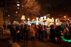 2015 wioski parady Halloweenowy część 2 32 Obraz Royalty Free