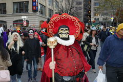 2015 wioski parady Halloweenowy część 2 49 Obrazy Royalty Free