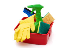 Wiosna cleaning Obraz Royalty Free