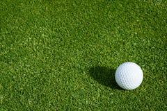 Wiosna golf Zdjęcie Royalty Free