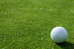 Wiosna golf Obrazy Royalty Free