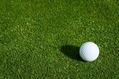 Wiosna golf Zdjęcia Stock