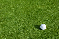 Wiosna golf Fotografia Stock
