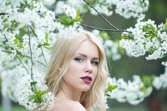 Wiosna i piękno, młodość, mp3 zdjęcia royalty free