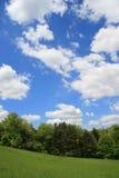 wiosna krajobrazowa Zdjęcie Royalty Free
