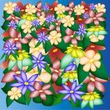Wiosna kwiaty Obrazy Stock