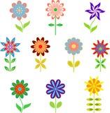 Wiosna Kwitnie ilustracje Fotografia Royalty Free
