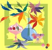 wiosna nadal życia ilustracja wektor