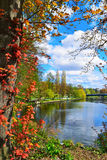 Wiosna w Berlin Obraz Royalty Free