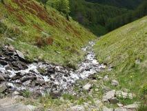 Wiosna w górach Obraz Royalty Free