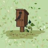 Wiosna w mój ogródzie Zdjęcia Stock