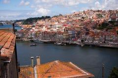 Wiosna w Porto Obraz Royalty Free