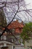 Wiosna w Praga, republika czech fotografia royalty free