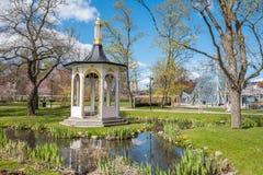 Wiosna w Szwecja Fotografia Royalty Free