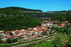 Wiosna w Veliko Tarnovo Obraz Royalty Free