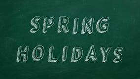 wiosna wakacje zbiory