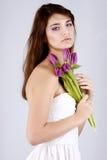 Wiosny czułość Fotografia Stock