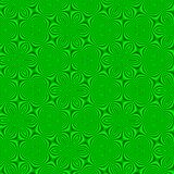 Wiosny karta na Eco wzorze z zielenią kwitnie tło ilustracji