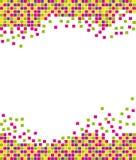 Wiosny kolorowa mozaika royalty ilustracja