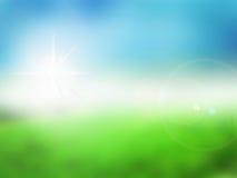 Wiosny plamy tło Zdjęcia Stock