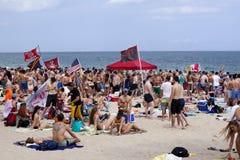 Wiosny przerwa - Ft Lauderdale, Floryda fotografia royalty free