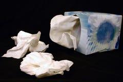 Wipe it off. Box of Tissuepaper Stock Photos