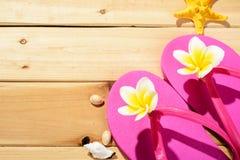 Wipschakelaars met bloemen royalty-vrije stock foto's