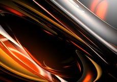 Wir anaranjado 01 stock de ilustración