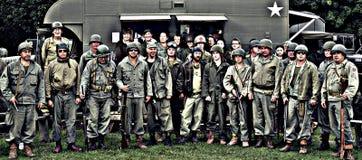 Wir Armee Stockfotos