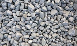 Żwir - Kamienny wzór Fotografia Stock