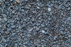 żwir road Zdjęcie Royalty Free
