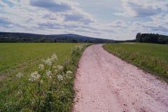 żwir road Obraz Stock