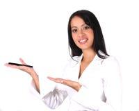Wir verkaufen Ihre Produkte Lizenzfreies Stockfoto