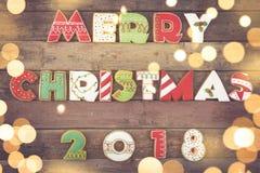 Wir wünschen Ihnen frohen Weihnachten lizenzfreies stockbild