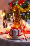 Wir wünschen Ihnen frohen Weihnachten Stockfotografie