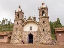 Wiracocha świątynia w Cusco, Peru. obrazy stock