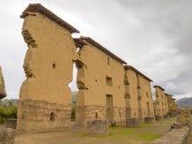 Wiracocha Temple, Cusco, Peru. Stock Image