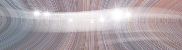 Wirbelnde Luft des Hintergrundes mit Stern Lizenzfreies Stockbild