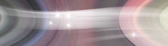 Wirbelnde Luft des Hintergrundes mit Stern Stockbilder