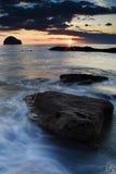 Wirbelnde Meere Lizenzfreie Stockbilder
